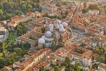 Italian Town and Cityscapes / Village, town and cityscapes in Italy