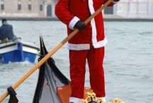 An Italian Christmas / Lights, trees and overindulgence...Christmas in Italy!