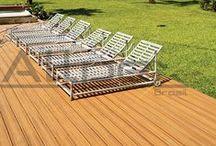 Nossos Decks | Our Decks / Algumas fotos de decks feitos por nós! Some pictures with decks made by us!