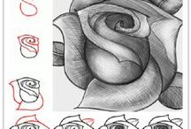 How to draw...:) / Drawing stuff that seemed impossible is made possible