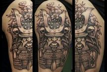 japanese tattoos / japanese