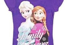 Disney FROZEN For our little Princesses / Disney FROZEN merchandise.  We carry only licensed merchandise at very affordable prices.