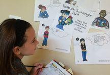 Elementary Social Studies / Ideas for teaching Social Studies in grades K-4