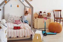Kids Space / #home #interior #kidsroom #nursery