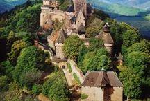 Alsace - Sites incontournables