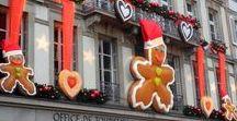 Alsace - Marchés de Noël / Féérie de Noël en Alsace - Images et bonnes adresses