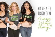Body Wraps New Zealand by Arlene / Help tone, firm & reduce the appearance of cellulite.  Have you tried that crazy wrap thing? http://mybodywrapsnz.com