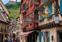 Villages d'Alsace