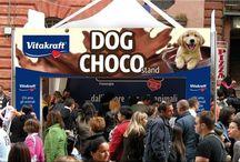 Eurochocolate 2015 - Dog Choco stand  - Bafficonlacoda ~