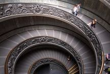 Architecture Staircases / The most amazing architecture staircases from around the world. Very inspirational for an architect.
