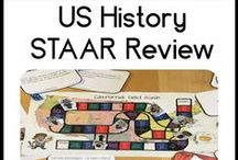US History STAAR Test / Games and activities to help your students succeed on the US History STAAR in 8th grade.