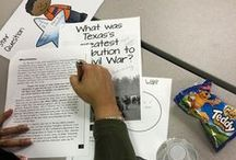 Document Based Questions - DBQ's / Find great History DBQ's for Texas History and US History.  This board also includes tips on teaching DBQ's.