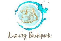 Emily | Luxury Backpack Blog / A scrapbook of my travels and luxury backpacking adventures on http://luxurybackpack.com/