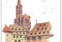 L'Alsace vue par les artistes