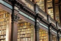 Old Library / Experience the old libraries and be inspired by the old architectural touch.