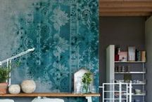 WALLCOVERING/TAPETY