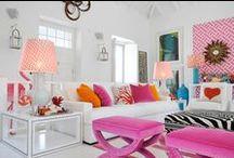 Living room & Dining room / by virginia de aguiar