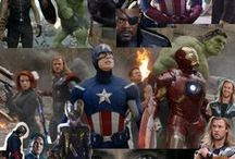 The Avengers / WARNING: Age Of Ultron spoilers! / by Mary R