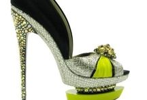 SHOES My Heart & Sole / I adore shoes.  Even shoes that are not my style.  I appreciate the true fashion worshippers that wear the shoes they like and are proud of it!!!!!   / by Ladi Stiletto