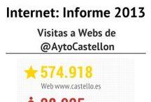 Infografías / Estadísticas sobre diferentes servicios del Ayuntamiento