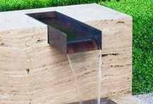 fountains / fountains and water features