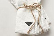 • Fabrics & Pillows •