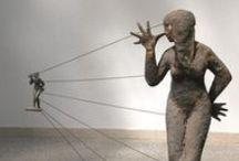 Sculptures & Land Art