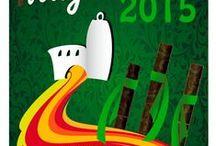 Carteles Fiestas de la Magdalena / Colección de carteles de las fiestas de la Magdalena de Castellón de la Plana