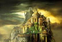 Fantasy Art / Great fantasy art and artists