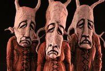 Masks & Puppets