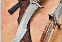 Fantasy Weaponry And Armor / Fantasy and medieval-era weapons for story purposes.