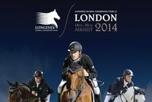 LONGINES GLOBAL CHAMPIONS TOUR LONDON 2014 VIP / De verzorging VIP arrangementen Longines Global Champions Tour London seizoen 2014