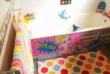 Glartique bathroom splashbacks / Bathroom splashbacks