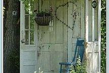 Ein Garten .....Oasen der Ruhe und Freude / Ideen rund um den Garten oder aus dem Garten