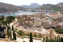 España - Murcia / Acompañanos a conocer esta región de España que te traemos fruto de nuestros viajes y de aportaciones de esta red