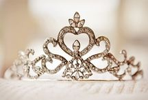 ♛Fit For A Queen / Your A Queen In Your Own Right, So Lift Up Your Head Princess Your Tiara Is Falling / by Hailey Langmeyer