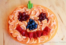 Halloween / Lots of ideas and inspiration to make your Halloween a healthy one!  / by Children'sFoodTrust