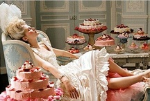 Let Them Eat Cake / I want to live the life of Marie Antoinette, have my two best friends with me as my Duchess Depoliniac and my Princess De Lambelle. Wear all the beautiful clothes, shoes, an hats. Eat all the yummy food, go to all the operas, and drown myself in diamonds. Live at Versailles and spend my summers at La Petit Trianon, have luxurious parties that last till 4 am, drink all the champagne I want, gamble, spend millions and have my Count Fersen ;) and most importantly Wear the Crown of Glory♛ / by Hailey Langmeyer
