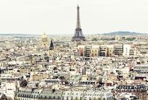 ♡Belle Parfait Paris♡ / Beautiful Perfect Paris / by Hailey Langmeyer