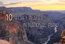 For the love of National Parks / Photos from my travels to National Parks.  #national parks  #travel  #photography  #adventure