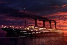 Titanic Fanatic / by Hailey Langmeyer