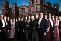 """Downton Abbey / """"Life is a game in which the player must appear ridiculous""""-Dowager Countess / by Hailey Langmeyer"""