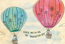 Me & U in a Baloon
