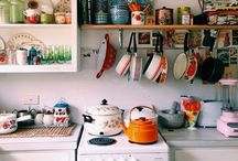 Kitchens / by Casey Silliman