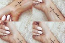 Tattoos. / Body Artwork.
