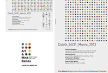 """Art & Mind Games / Festival Internacional - Calvià - Marzo 2013 : Arte,Ajedrez,Bridge,Danza Clásica,Baile Moderno,Cine,Conferencias... """"No pienses, sólo diviértete"""""""