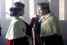 The Tudors / A love story like no other~Anne and Henry / by Hailey Langmeyer