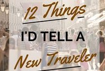 Know Before You Go / Travel tips, information, and ideas