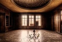 Abandoned.. / Places that time and world forgot / by Hailey Langmeyer