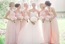 Pink Weddings